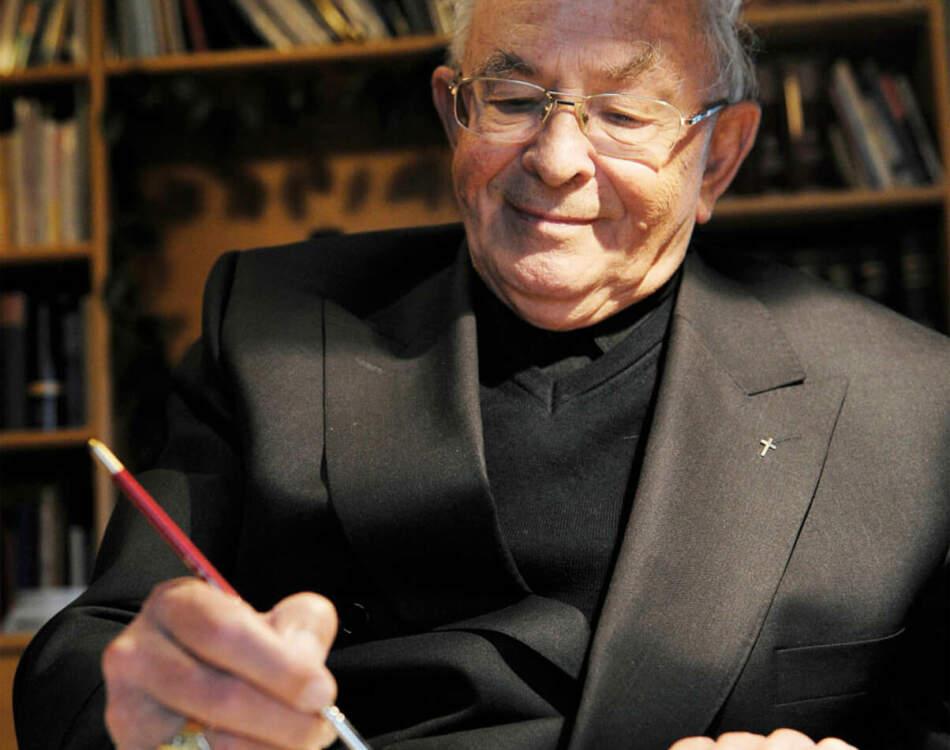 Zum 100. Geburtstag von Reinhold Stecher
